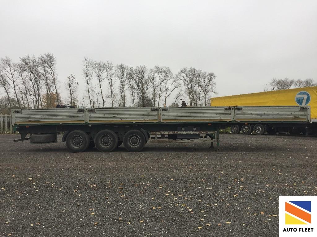 МАЗ 975800-2012 полуприцеп бортовой