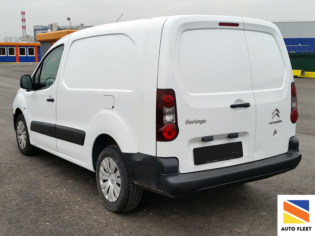ситроен фото грузовой фургон