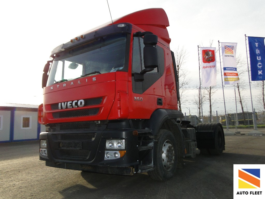 Iveco Stralis 350 At440 truck