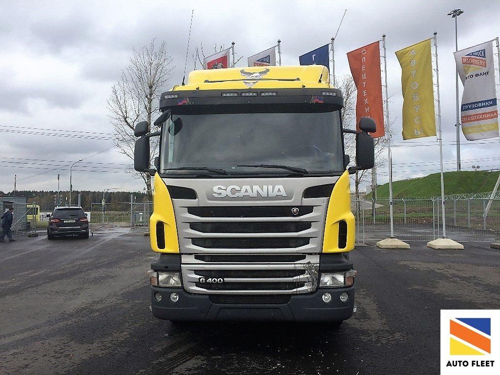 Scania G 400 LA4x2HNA Truck