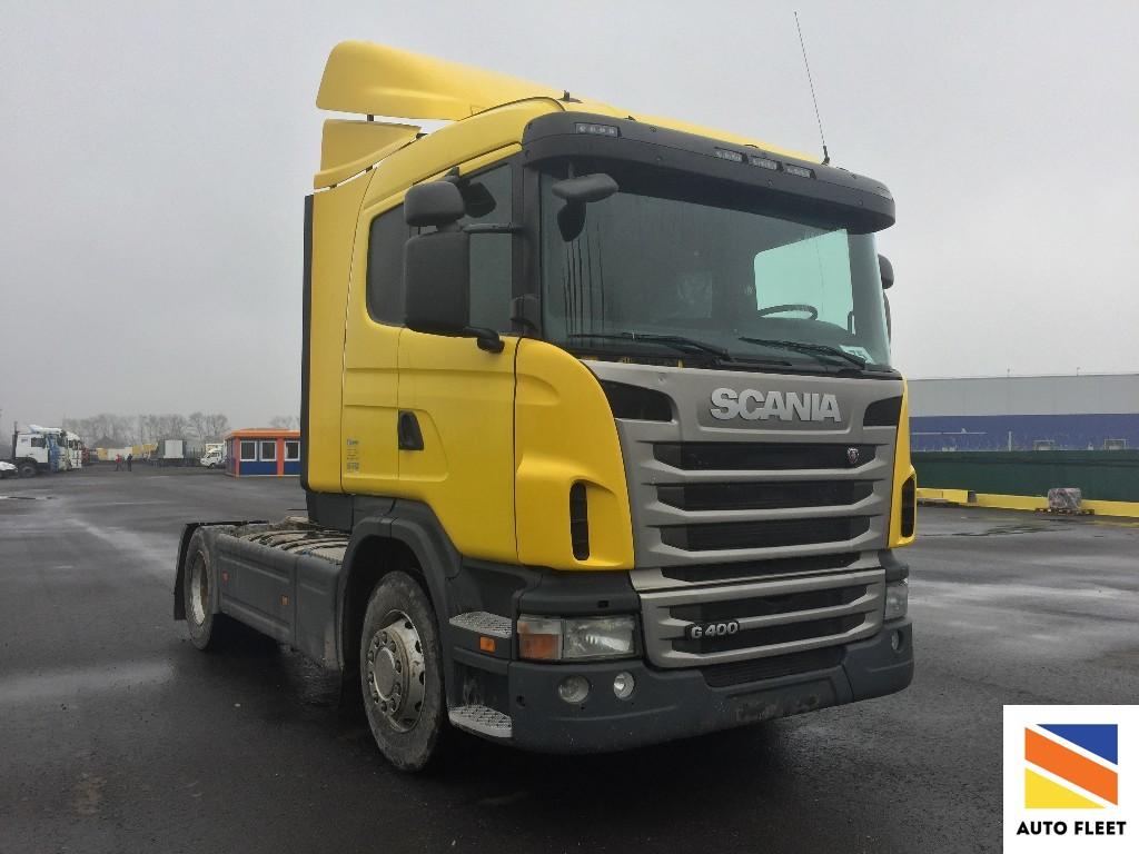 Scania G400 LA4x2HNA седельный тягач