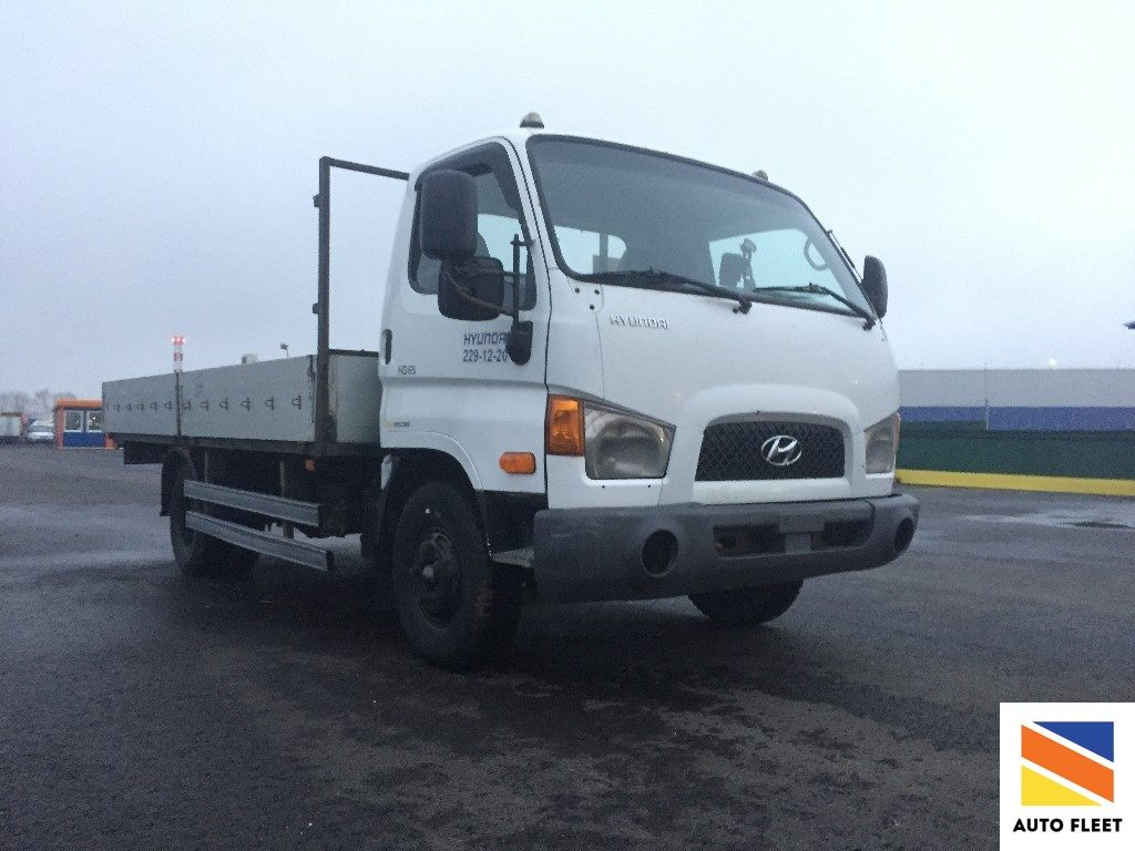 Hyundai HD65 140 PS CADI бортовой