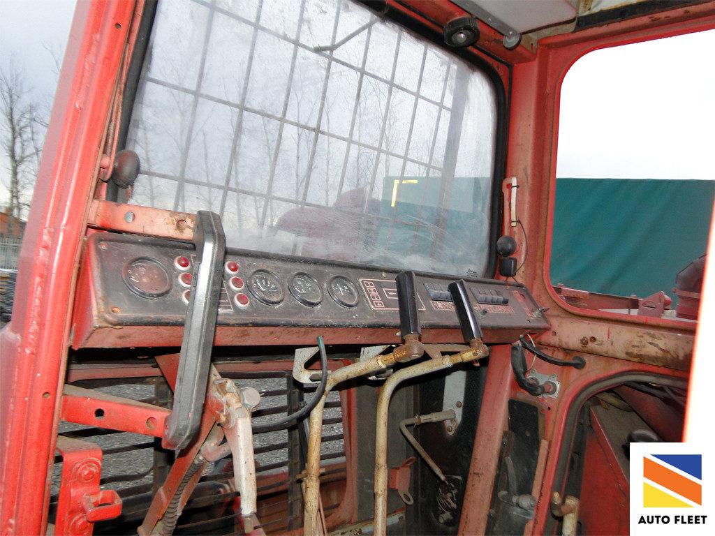 Бурильно-крановая машина БКМ-531