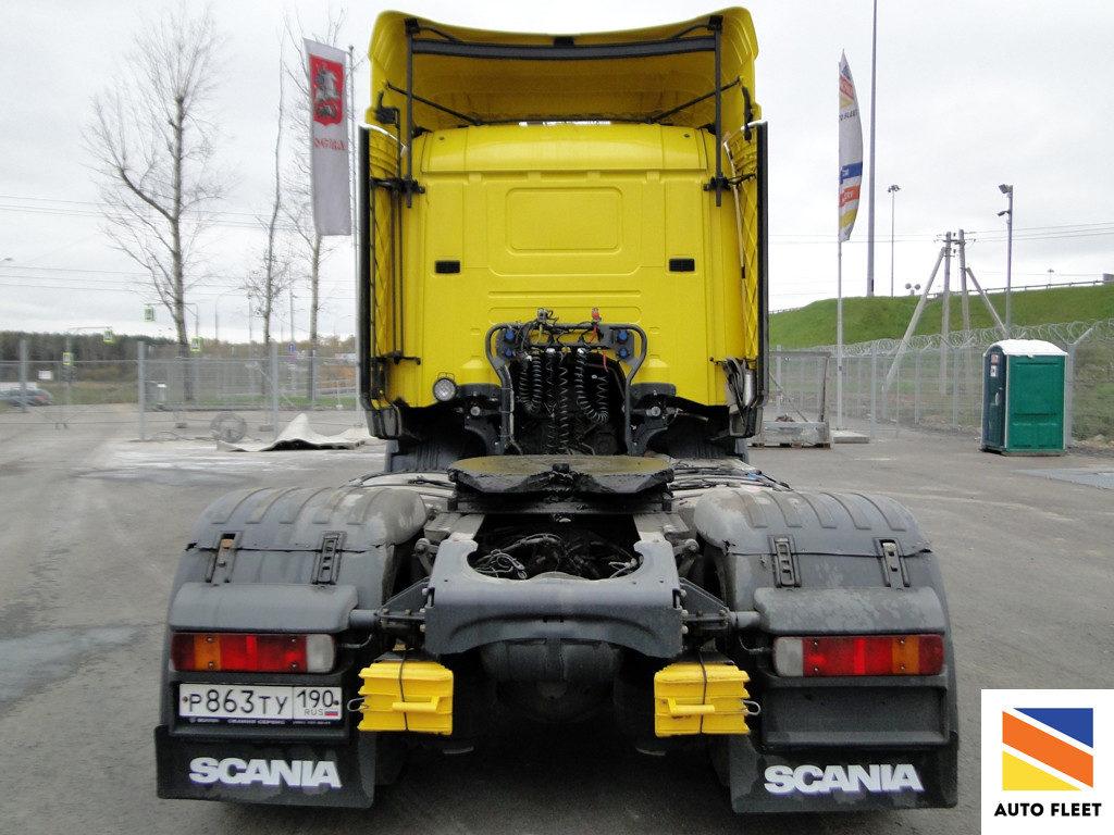 Scania G400 LA4x2HNA тягач