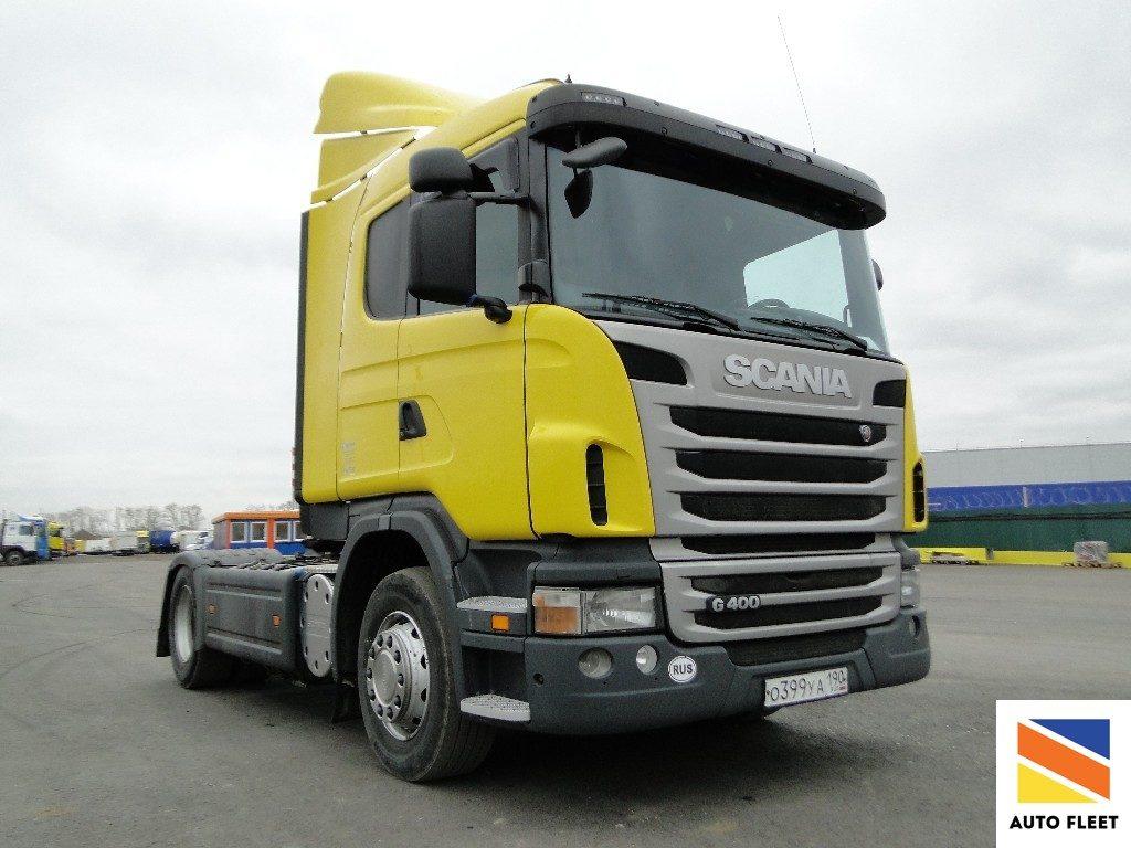 Scania G400 LA4x2 HNA тягач