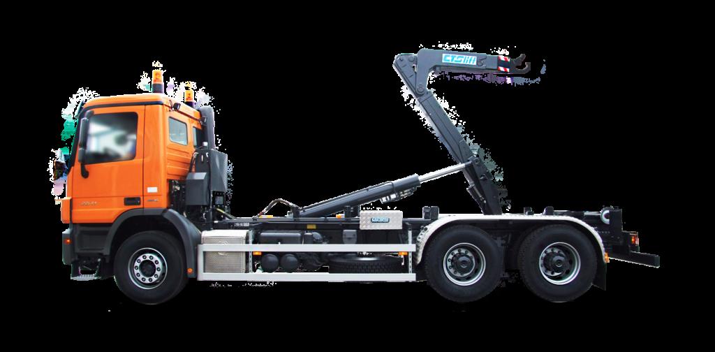 Мультилифт SCANIA крюковый - Multilift truck