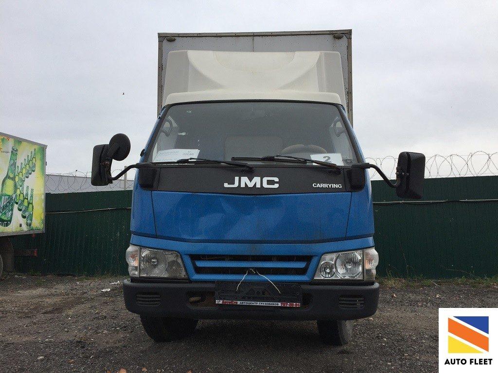 Грузовой автофургон JMC Carrying 1051 16 м3