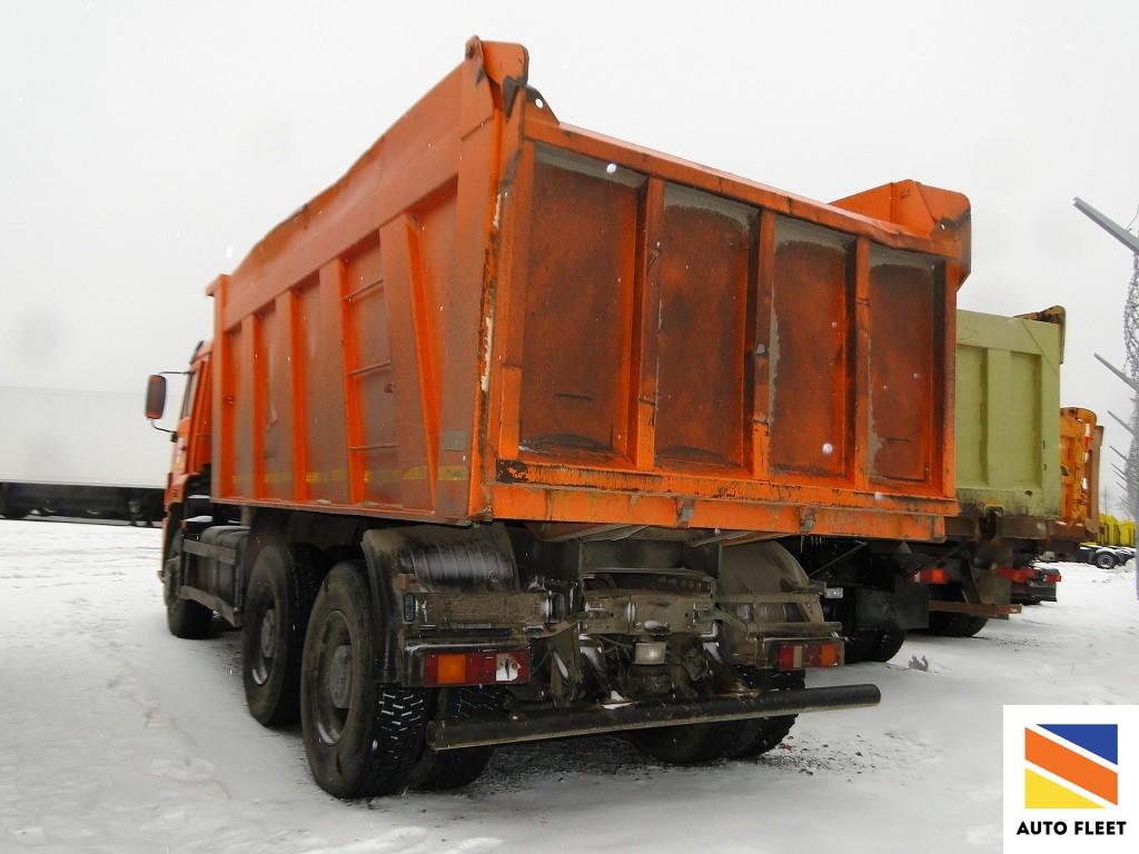 Камаз 6520-73 Самосвал