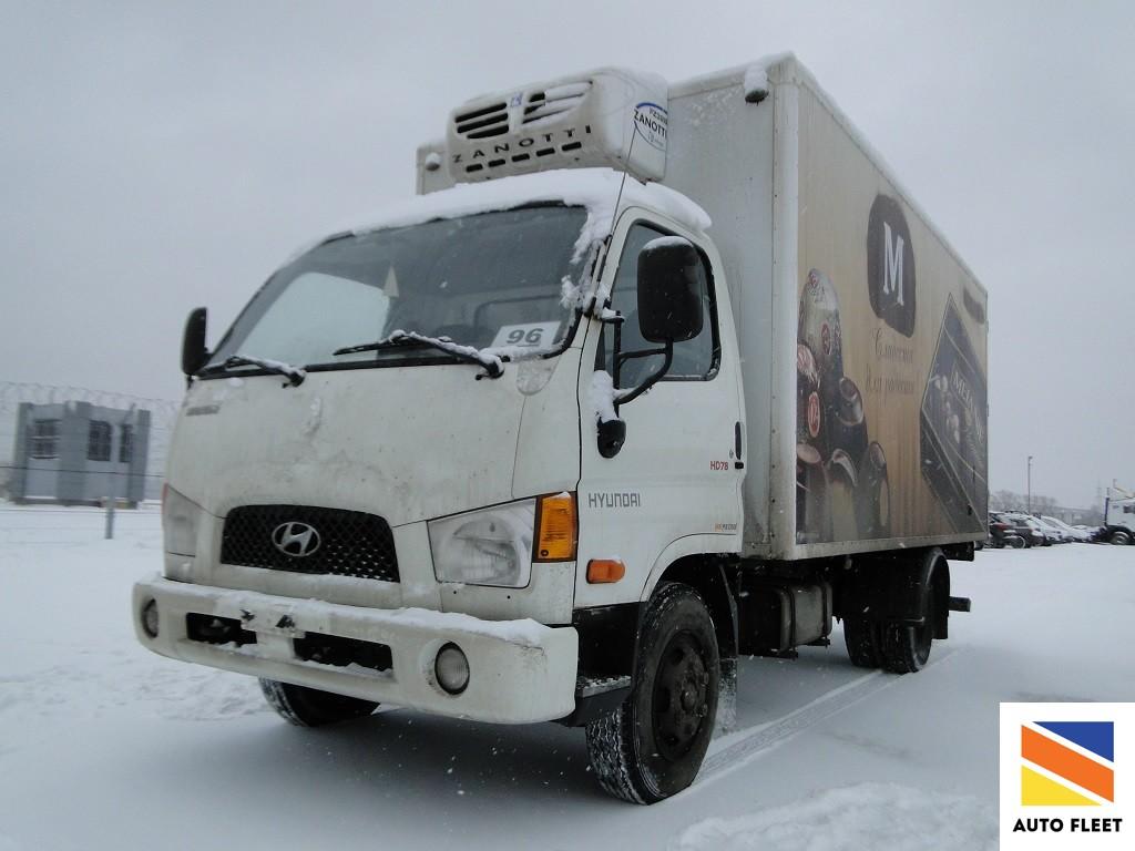 Hyundai HD78 автофургон