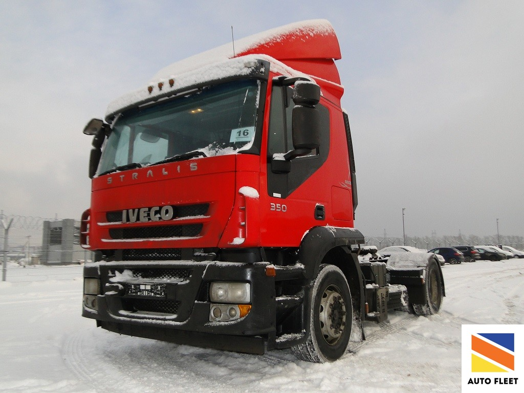 IVECO STRALIS 350 AS440