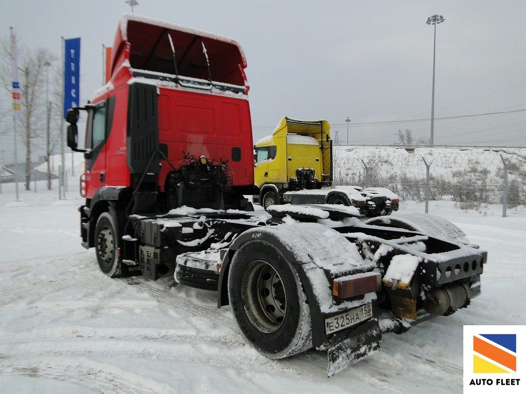 Iveco Stralis AT440 S35T
