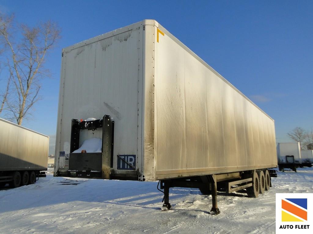 Koegel SP-24 изотермический фургон