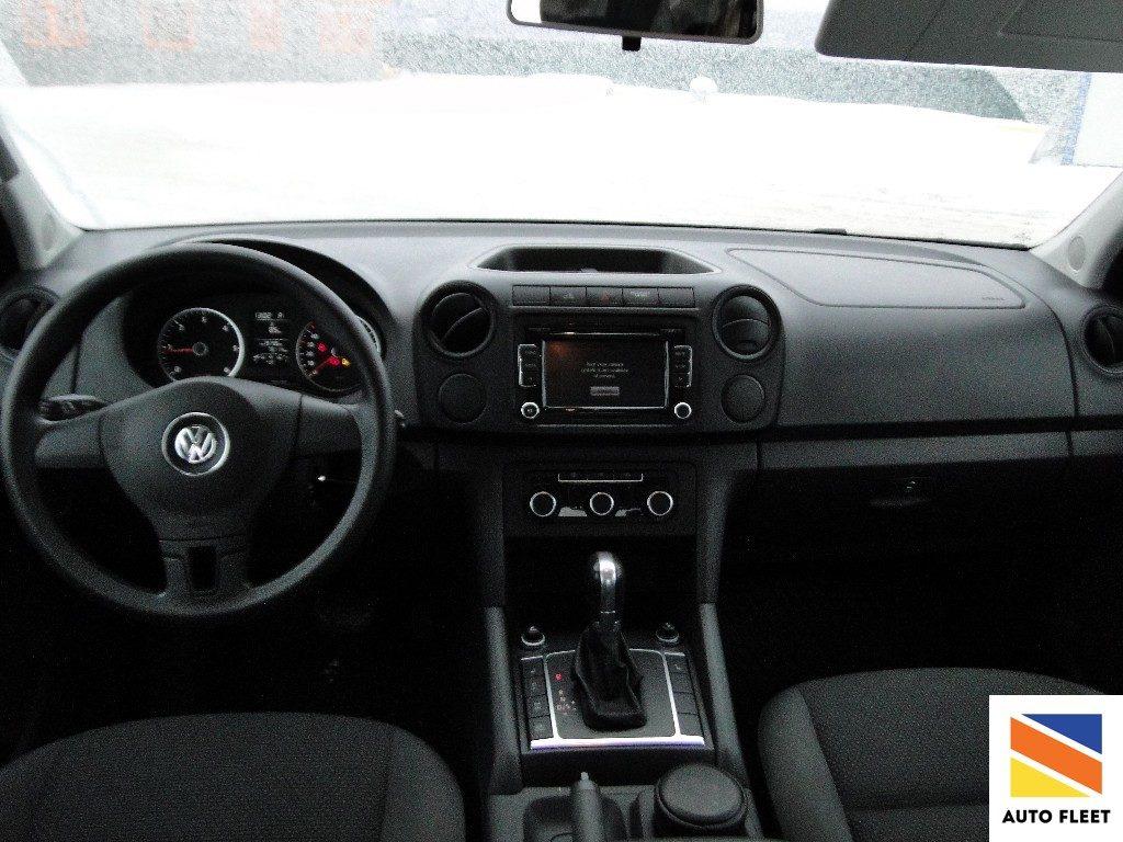 Volkswagen Amarok грузовик бортовой