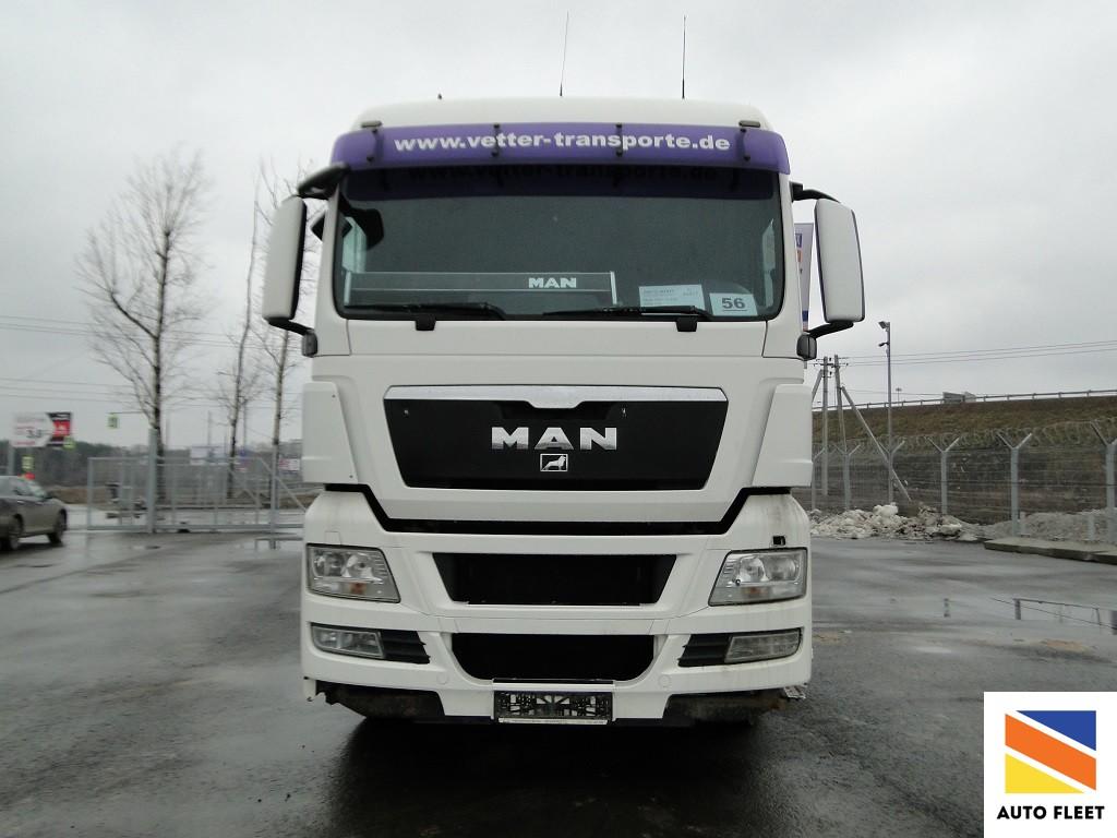 MAN TGX 18.400 4х2 BLS