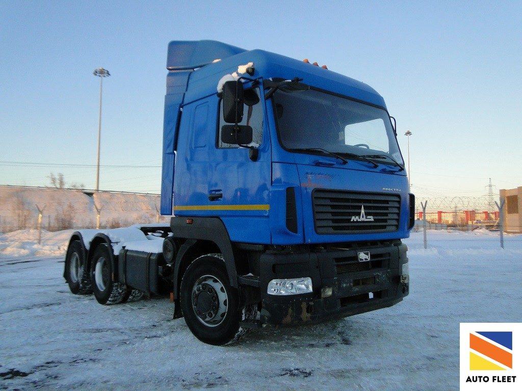 Маз-6430В9