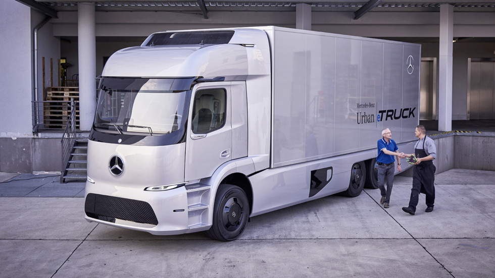 Mercedes-Benz Urban eTruck