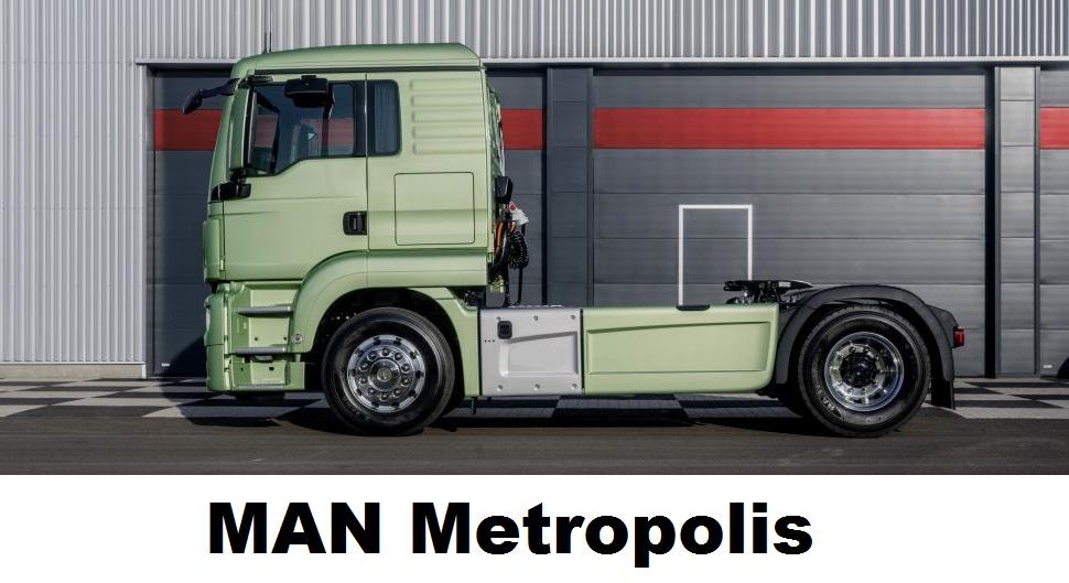 MAN Metropolis