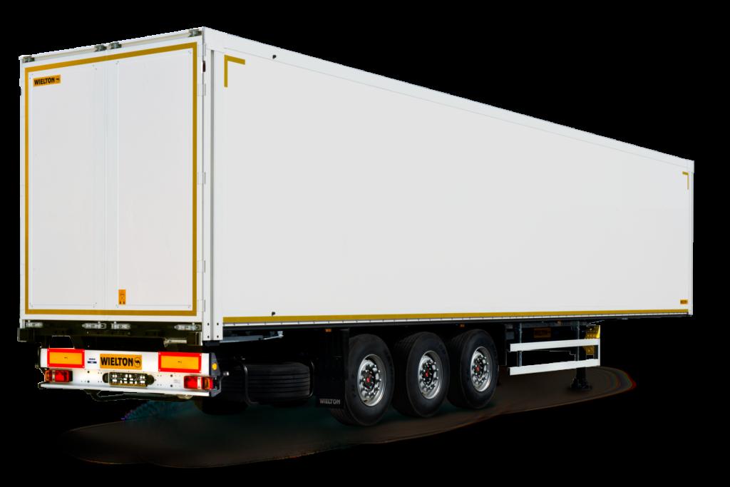 Полуприцеп-фургон - Semi-Truck