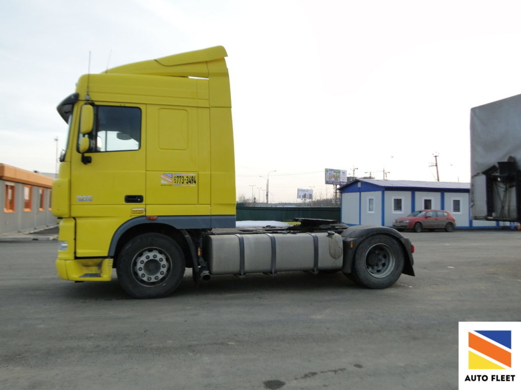 тягач Daf FT XF