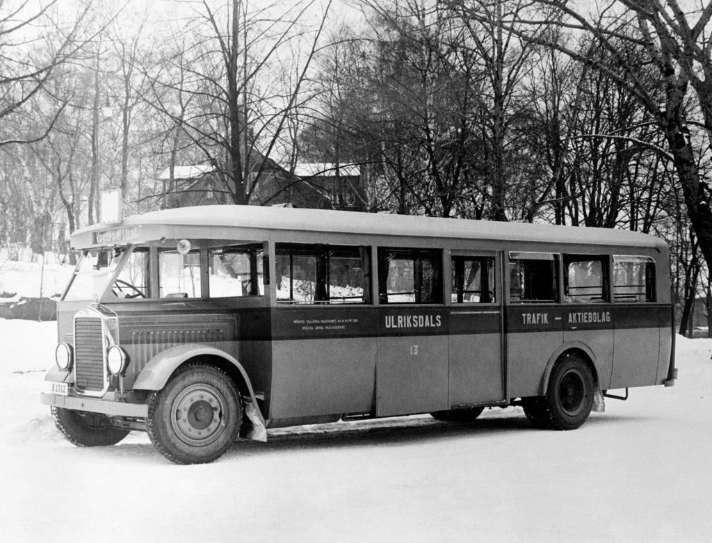 Scania-Vabis 8501 автобус