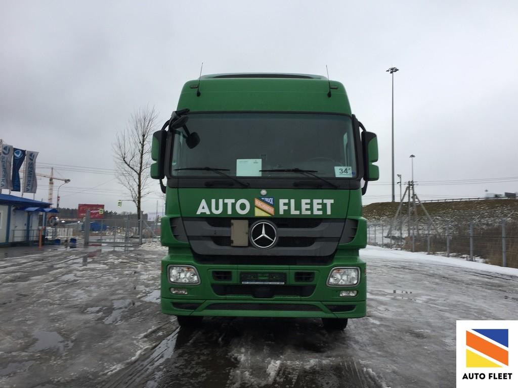 Actros 2541 L Мерседес грузовик