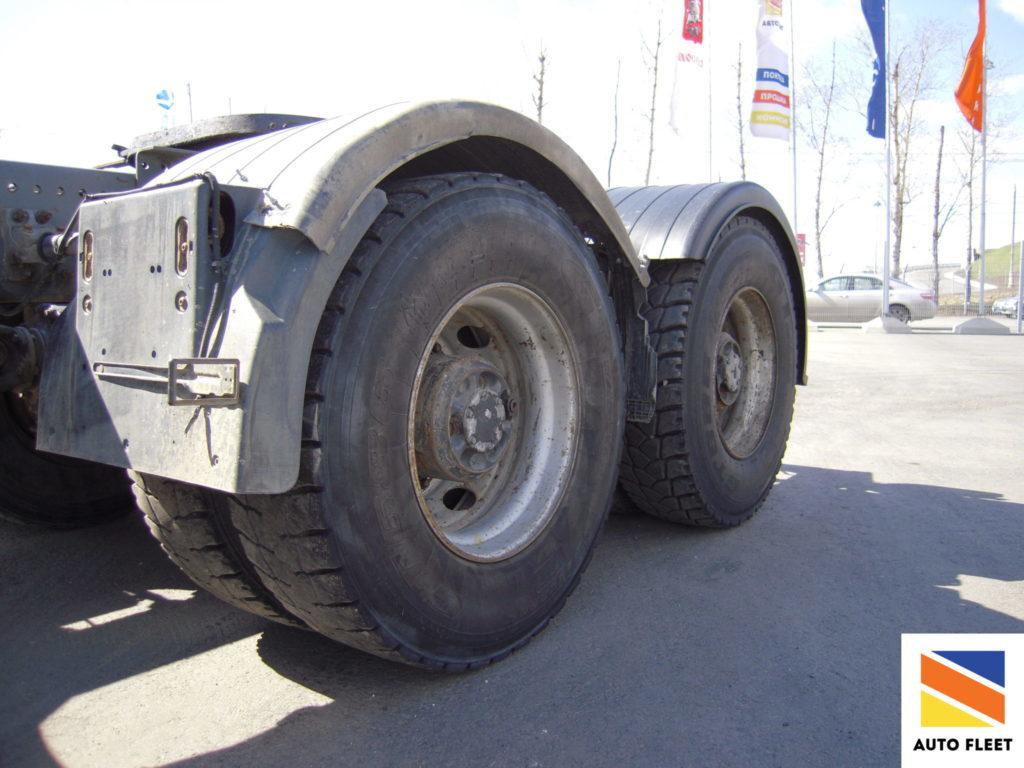 Volvo Fm Truck 6x4