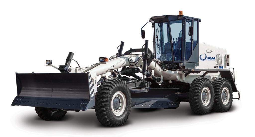 Terex Dz 98 Motor Grader