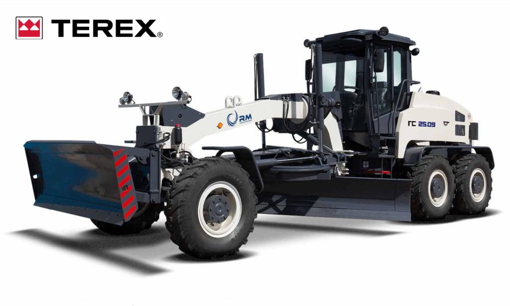 Автогрейдер TEREX GS 25.09