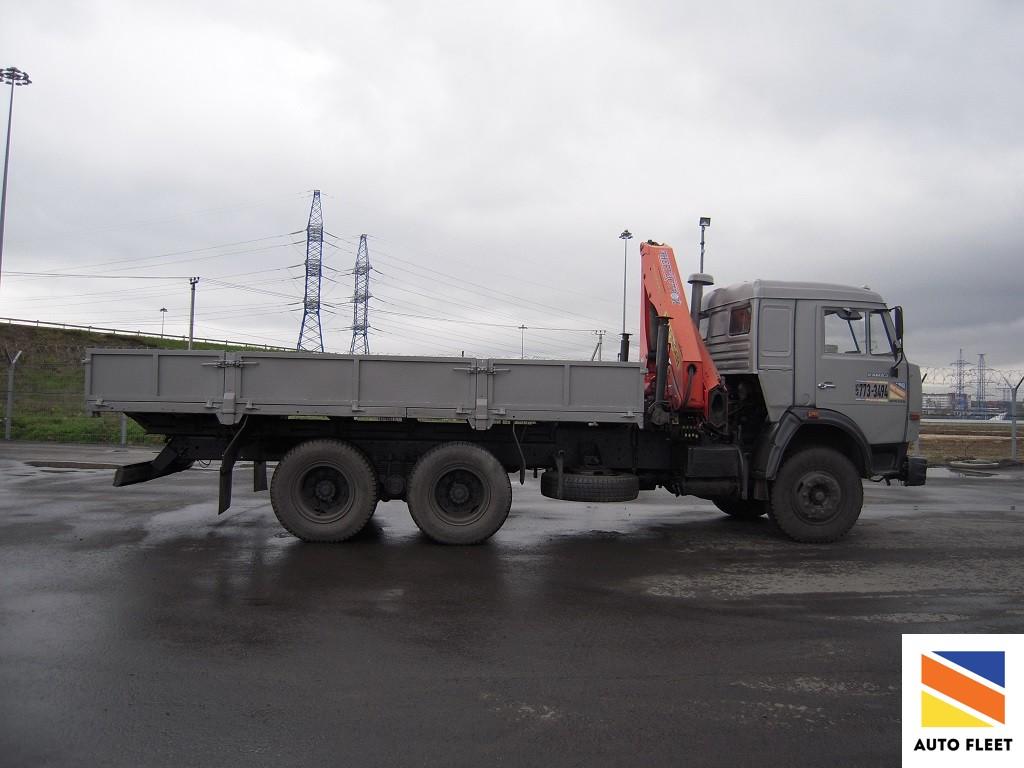 Камаз 53215-15