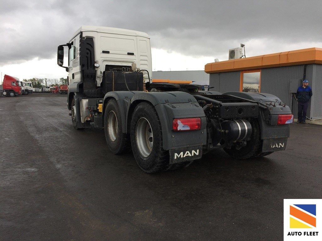 MAN TGS 33.440 BBS-WW