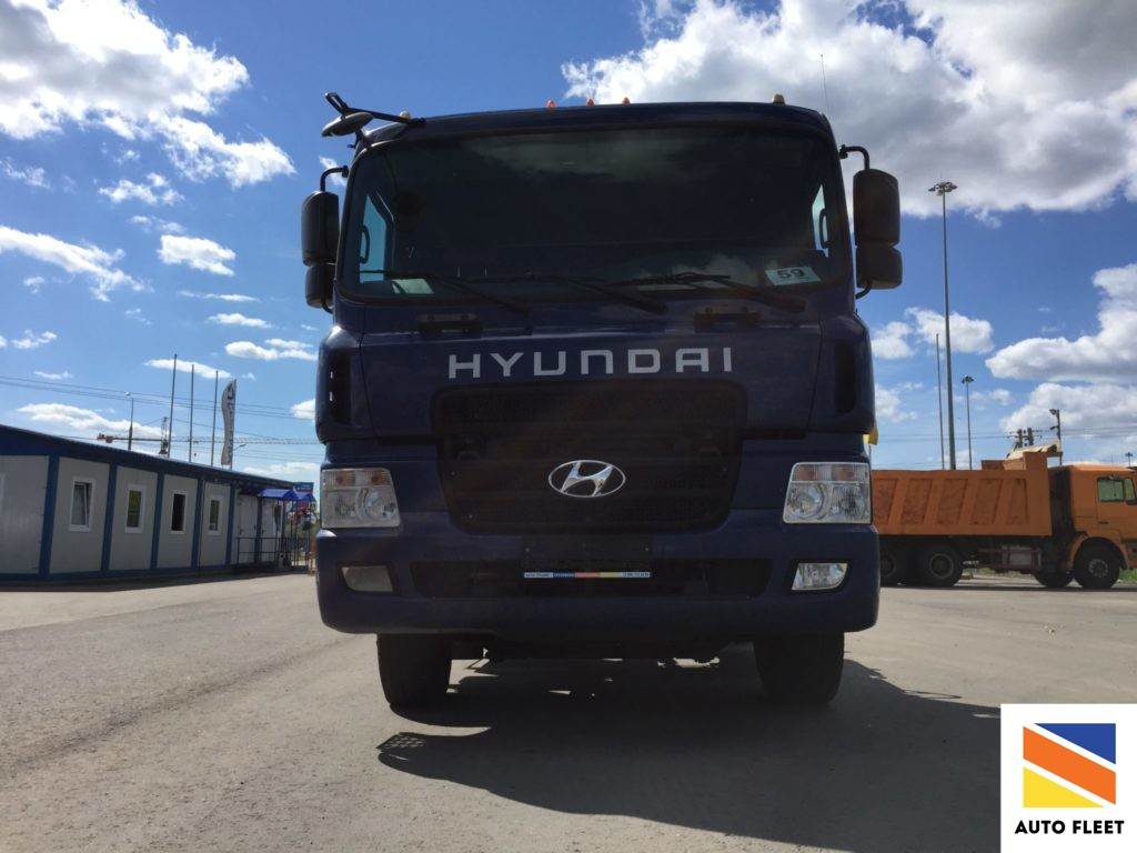 Hyundai HD 500
