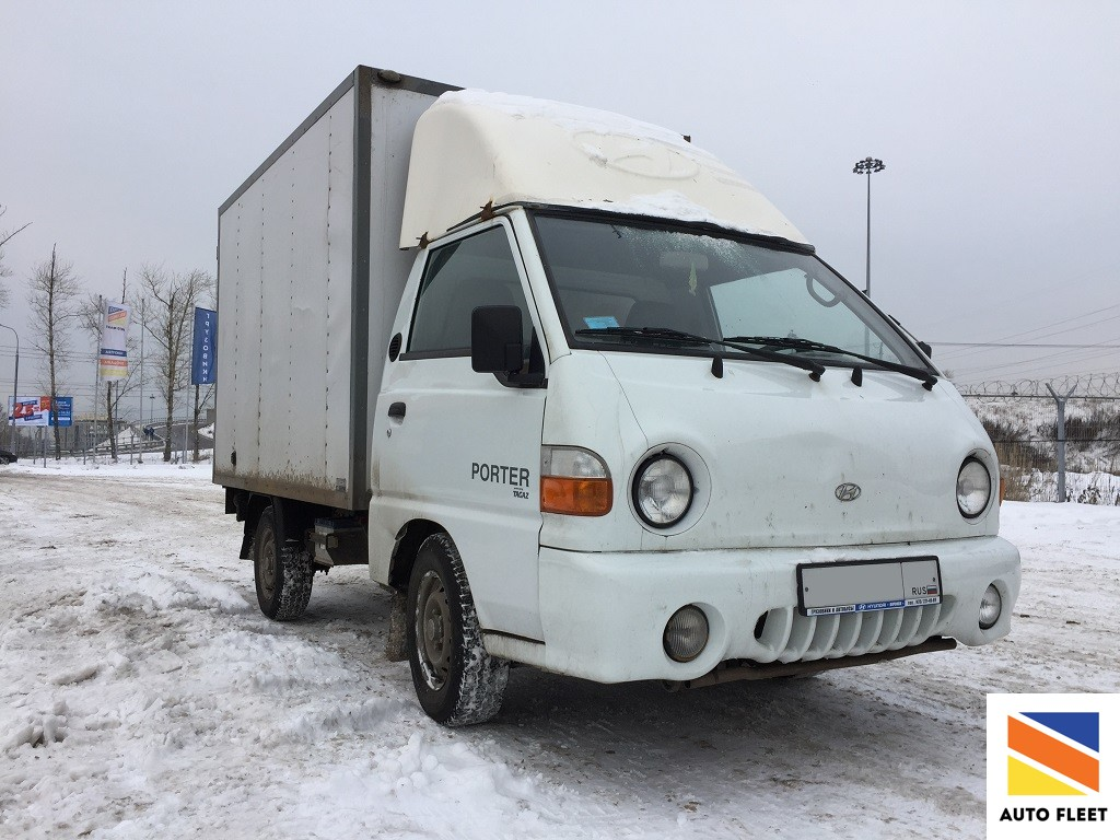 Hyundai H-100 Porter