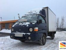 Грузовой фургон Hyundai Porter