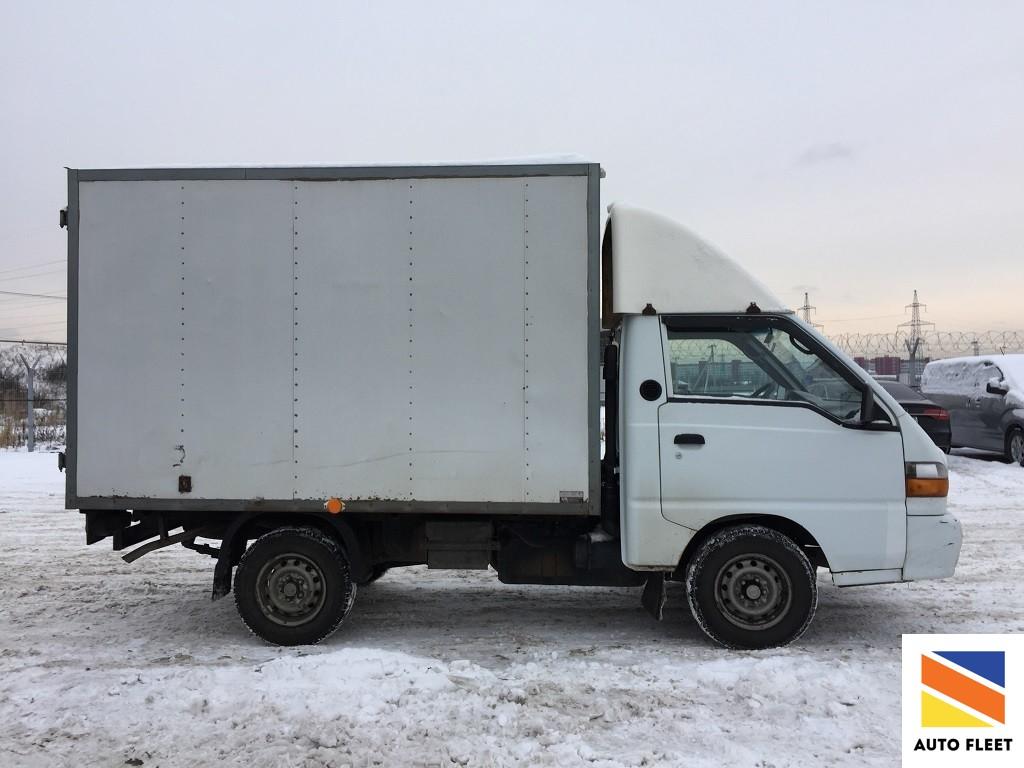 Фургон Hyundai Porter