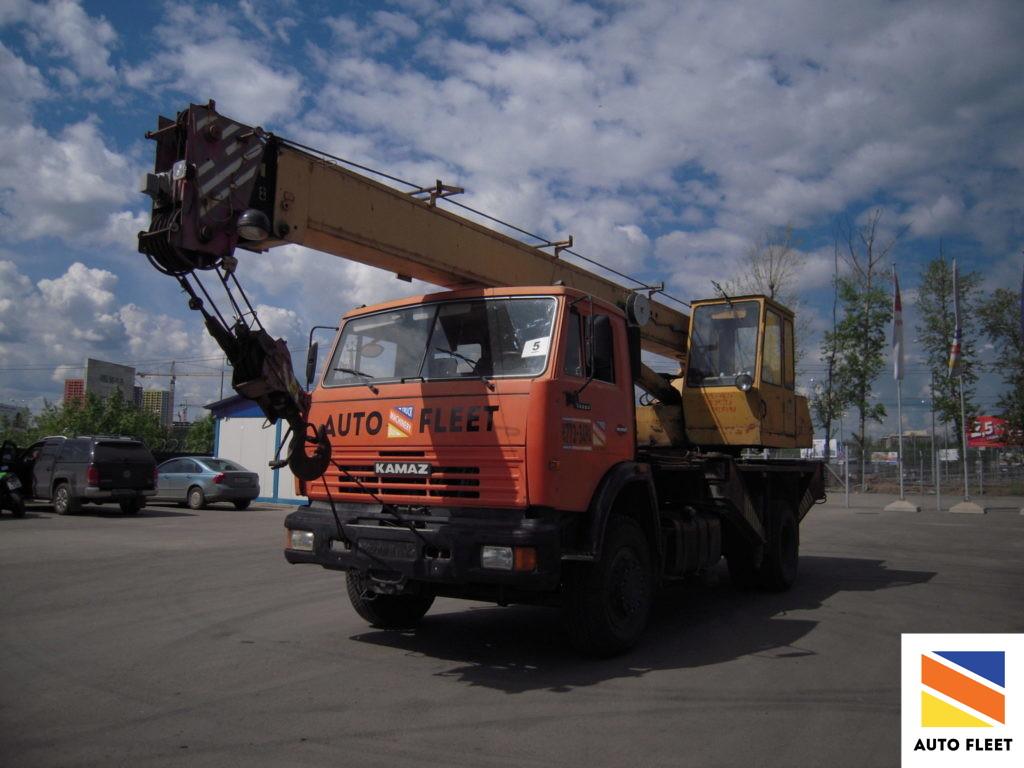 "КС-3577-3К Автокран 16 т. ""Углич"""