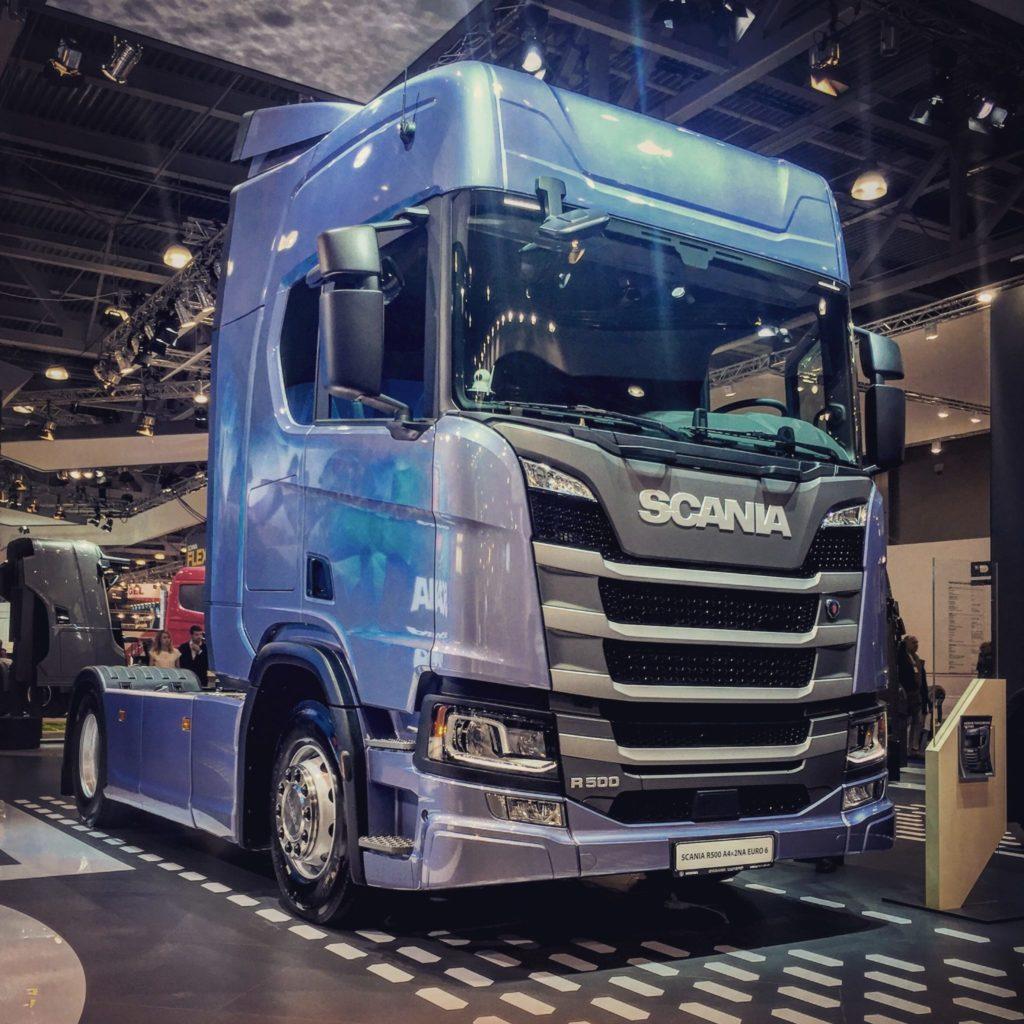 Scania R500 A4X2NA EURO-6
