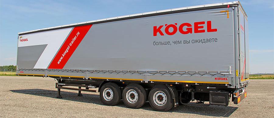 KOGEL Cargo-MAX SNCS24