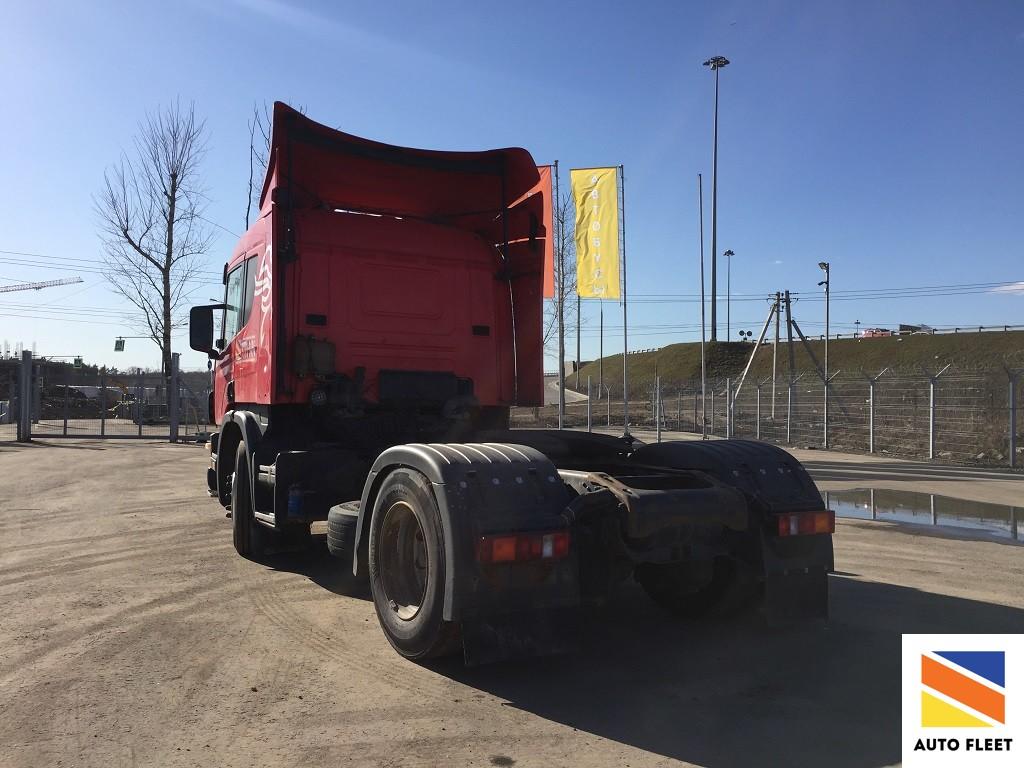 Scania P 340 4X2