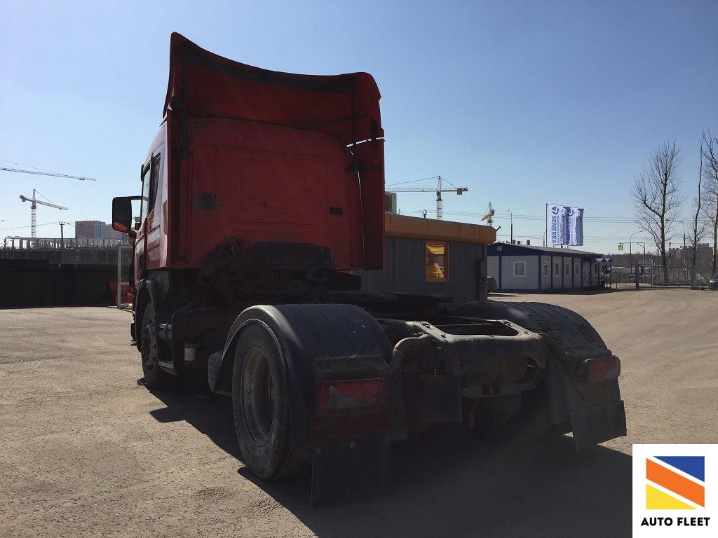 Scania P 340 4X2 тягач