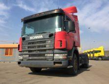 Scania P340 truck