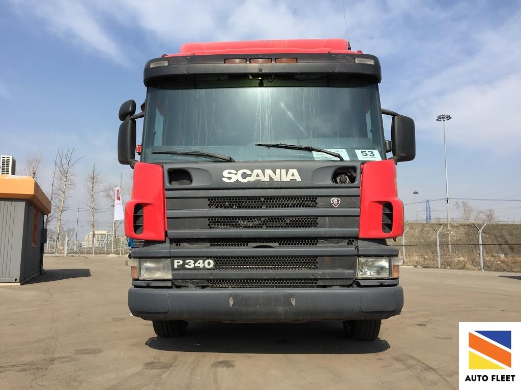 Scania P340 магистральный тягач