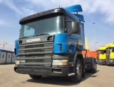 Scania P340 седельный тягач