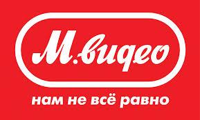 М-Видео логотип