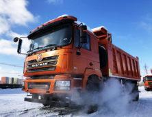 SHACMAN грузовик
