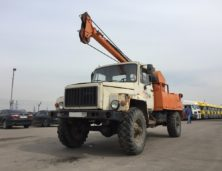 ГАЗ-3308 буровая