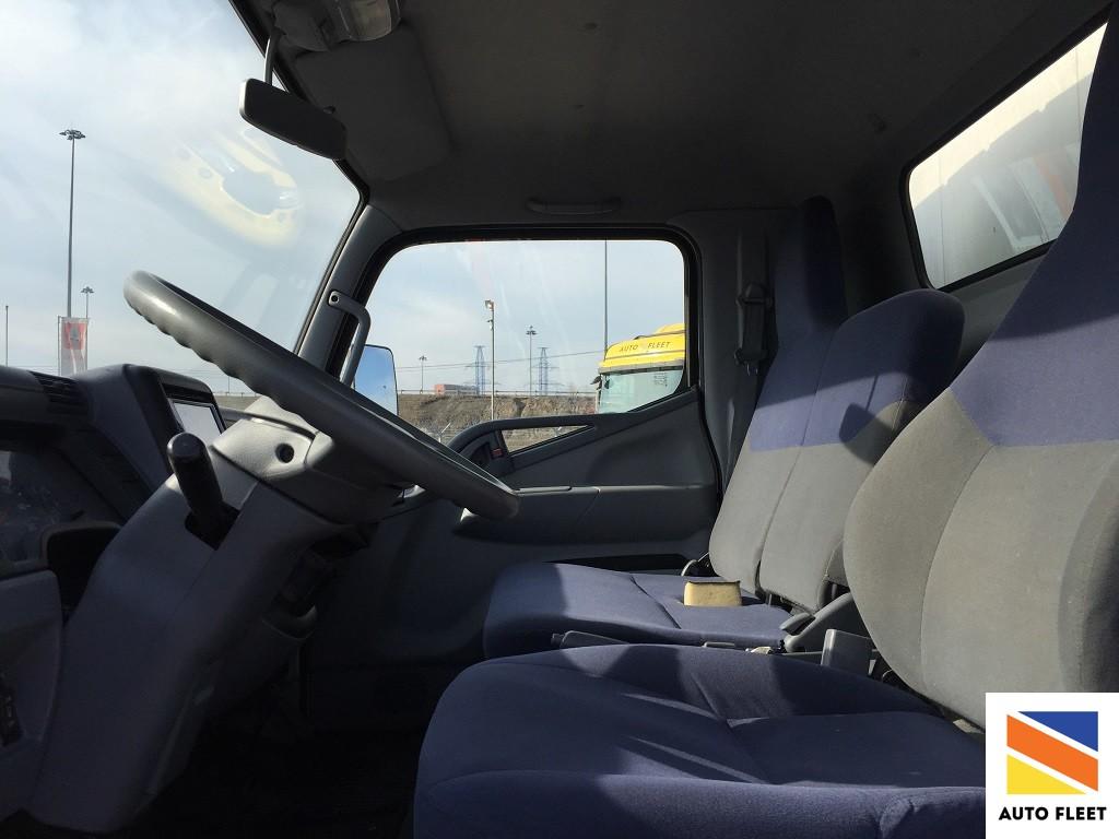 Фургон Mitsubishi Fuso