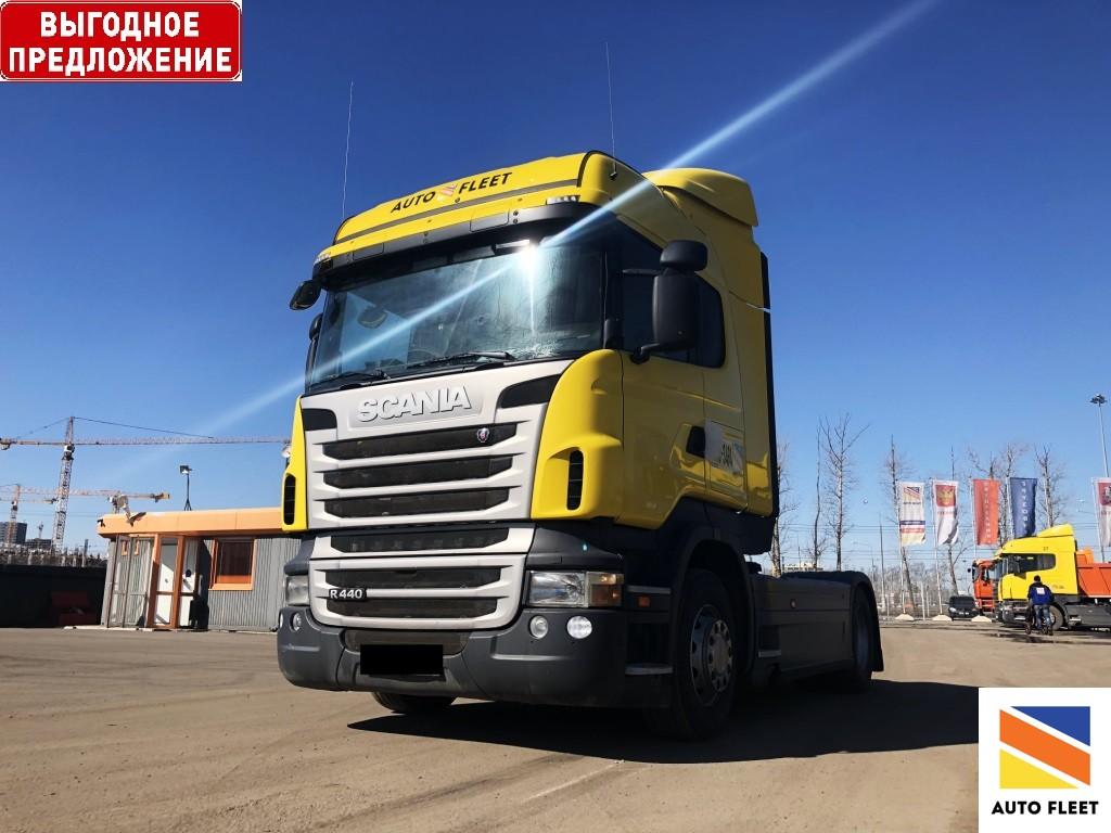 Scania тягач R440