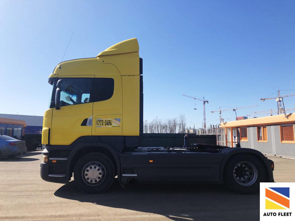 Scania тягач