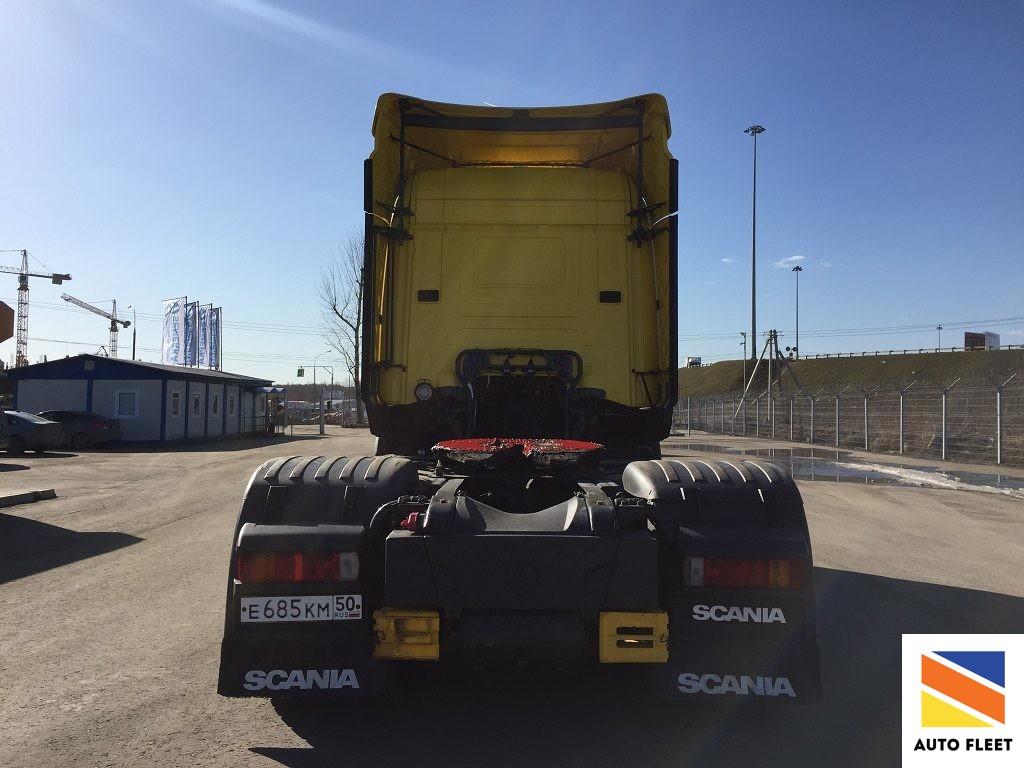 Scania series
