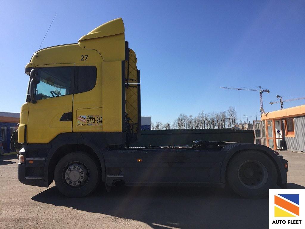 Scania R тягач